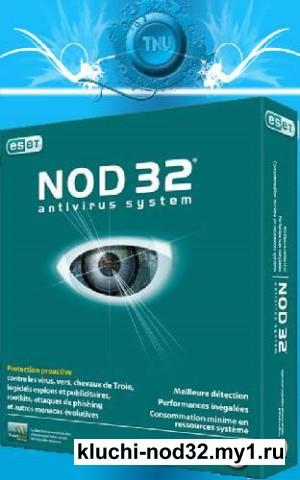 nod32 скачать имя и пароль